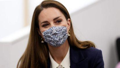 Kate Middleton revela su costado más sorpresivo