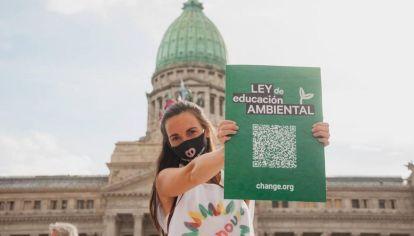 Ley de Educación ambiental integral