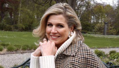 Máxima de Holanda a sus 50 demuestra que es sinónimo de elegancia y estilo