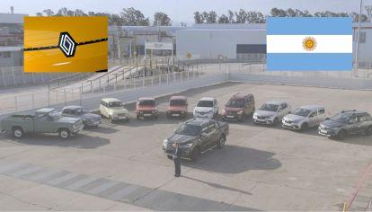 Renault produciría una nueva plataforma y un inédito modelo en Argentina