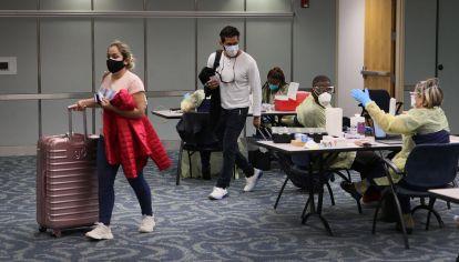 Vacunación contra Covid-19 en Miami