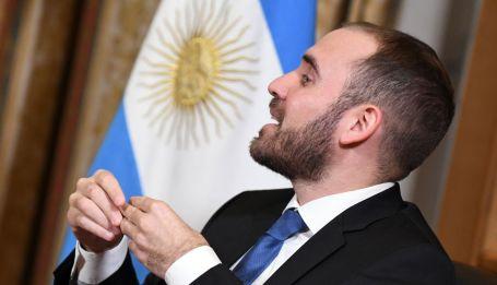 Ministerio de Economía Martín Guzmán.