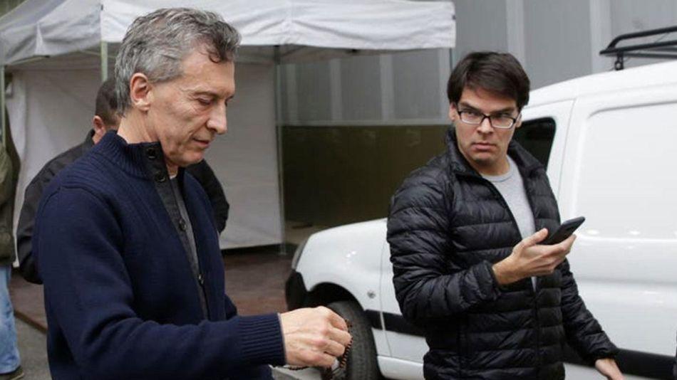 Darío Nieto, exsecretario de Mauricio Macri