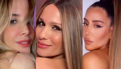 Pampita, Guille Valdés y Jimena Barón: todos los looks de las jurados de La Academia