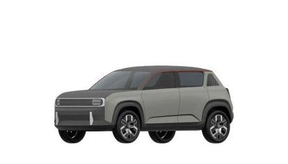 El nuevo Renault 4 aparece en patentes