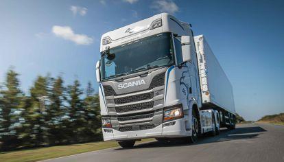 Una vidriera tecnológica: manejamos el Scania R 540 6x4 Limited Edition