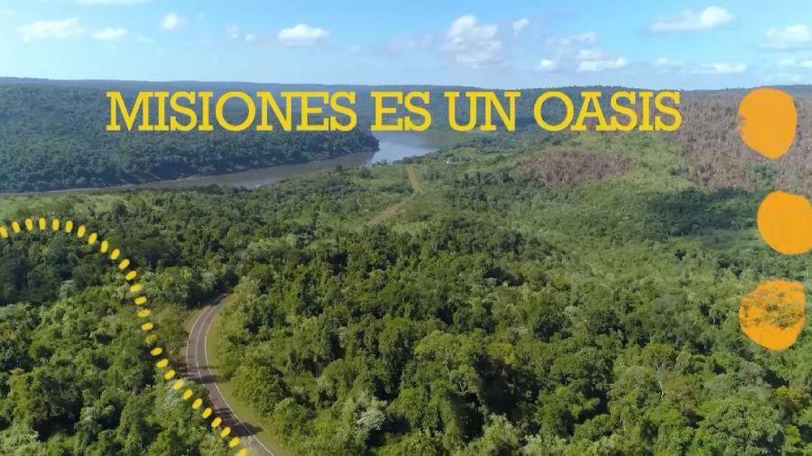 Misiones es un oasis
