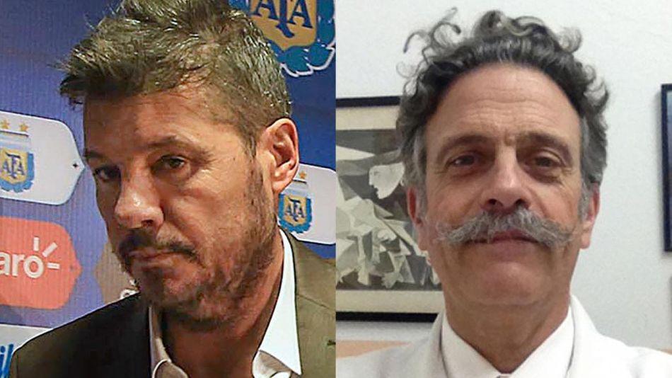 Marcelo Tinelli Tomás Orduna 20210518