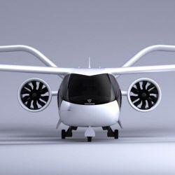 El VoloConnect podrá realizar viajes de hasta 100 km con una velocidad crucero de 180 km/k.