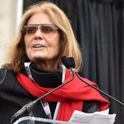 Gloria Steinem   Foto:Cedoc