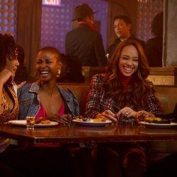 Las cuatro amigas navegan sus treinta en una Nueva York siempre demandante.