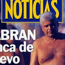 Tapa de la revista Noticias.