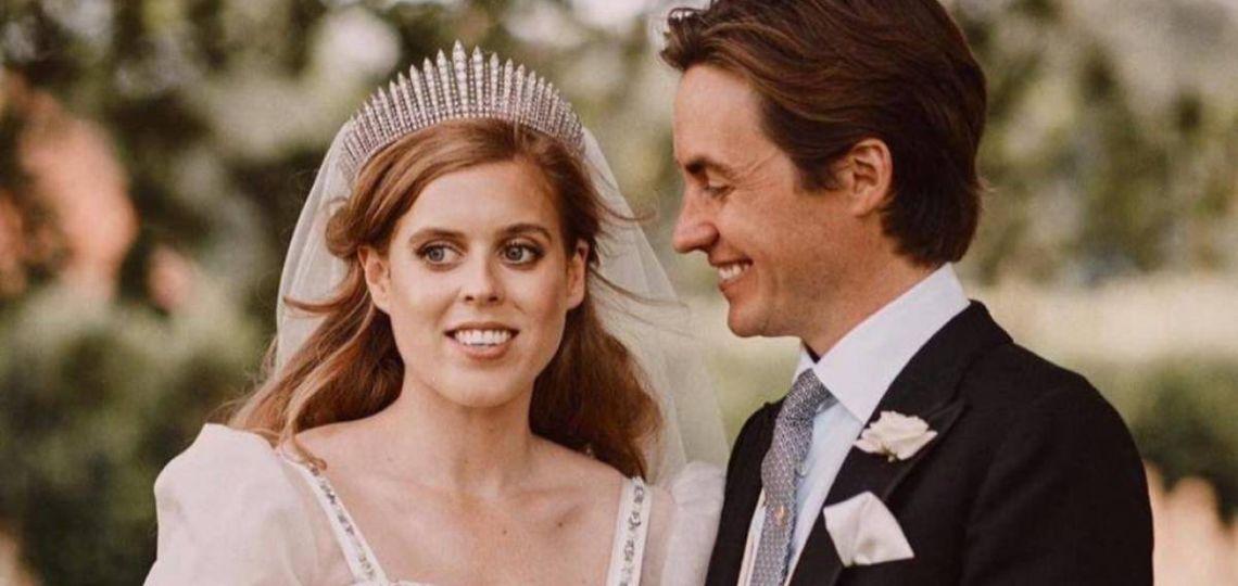 La princesa Beatriz espera al 12vo bisnieto de la reina, conocé a los otros 11