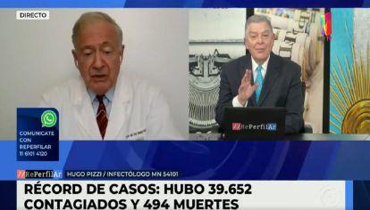 Hugo Pizzi - Nuevas restricciones