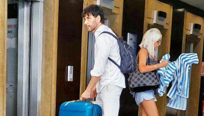 Juan Darthés: exiliado de lujo con una vida VIP