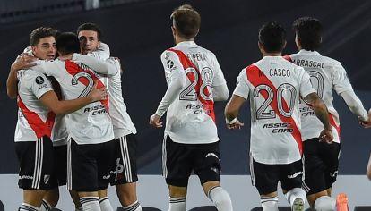 River venció 2 a 1 a Independiente Santa Fe.