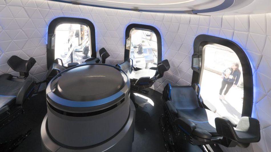 Cohete New Shepard 20210519
