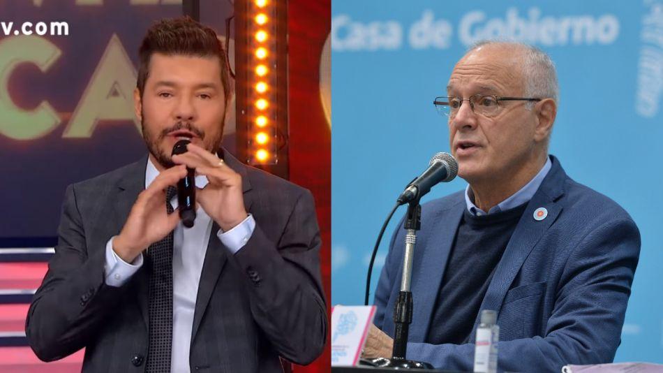 Marcelo Tinelli Daniel Gollán g_20210519