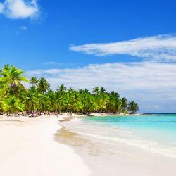 Las preciosas playas de Punta Cana.