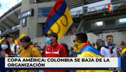 Colombia a punto de bajarse de ser Sede de la Copa América