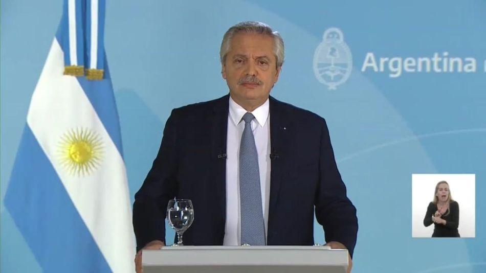 Alberto Fernández 20210420
