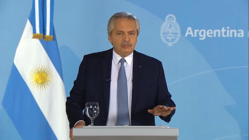 Alberto Fernández 20210520