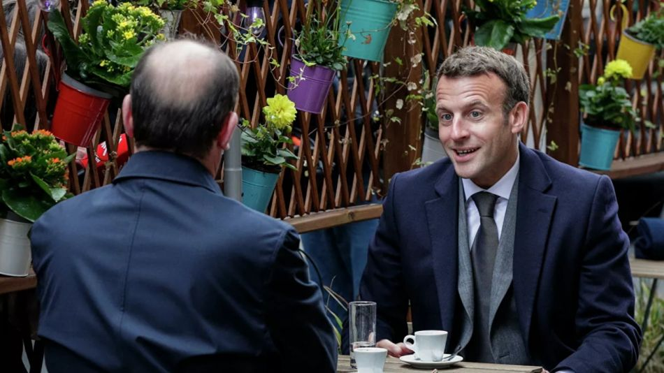Francia Cafés Reapertura