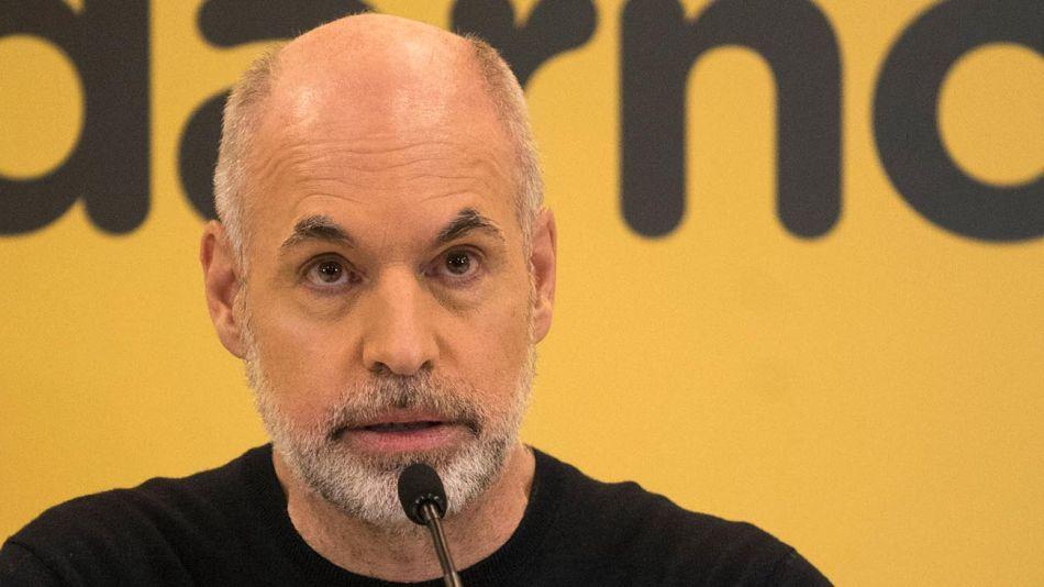 Horacio Rodríguez Larreta 20210520