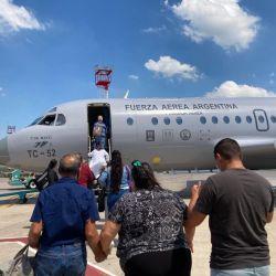 Los Fokker de la Fuerza Aérea Argentina volvieron a unir las ciudades argentinas.