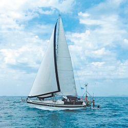 Los veleros, tal vez por ser una embarcación especial, no está entre los más vendidos.
