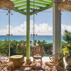Un resort de playa que propone una experiencia de autoconocimiento y exploración, al natural.