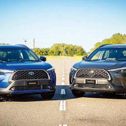 Crece el mercado de SUVs   Foto:Gentileza Toyota