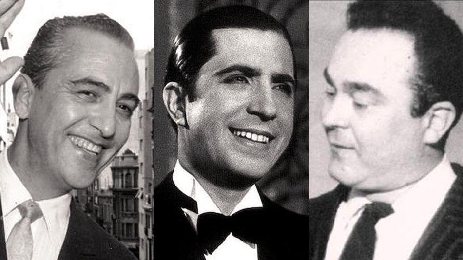 Grandes cantores de Tango 20210521