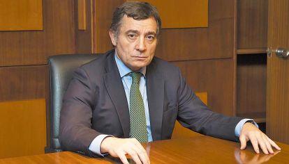 """Pedido. La Cancillería uruguaya le expidió un documento que lo acredita como """"solicitante de refugio""""."""