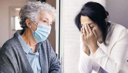 Los efectos negativos del coronavirus duran por meses
