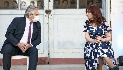 Sociedad. Alberto F aceptó una misión que proviene de su pacto con Cristina, quien busca que las causas judiciales no la incomoden.