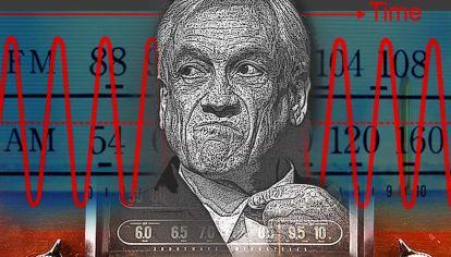 """""""Estamos fuera de sintonía"""". Esas fueron las palabras del presidente chileno Sebastián Piñera."""