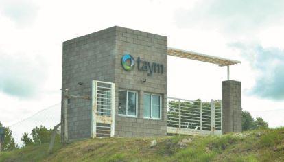 TAYM. La planta de residuos peligrosos ubicada en ruta 36 sufrió una inundación que arrastró material hasta el canal Los Molinos.