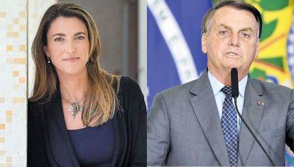 Campos Mello. Bolsonaro atacó de manera pedestre a la periodista de Folha de Sao Paulo.