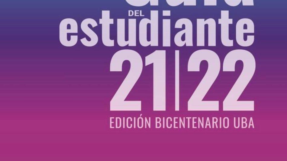 Guía del Estudiante 2021 EUDEBA
