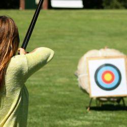 La práctica de la arquería es otra de las pasiones que Weekend comparte con sus lectores.
