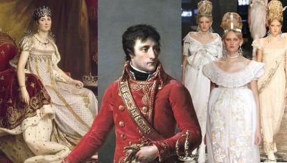 Las influencias de moda de Napoleón.
