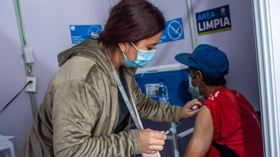 Chile Sees Record Infections Even As Vaccination Efforts Scale