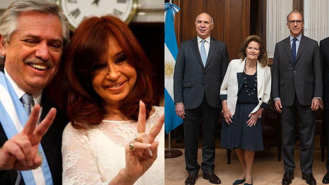Gobierno VS Corte | Foto:Cedoc