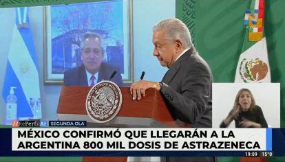 Llegarán a la Argentina 800 mil dosis de la vacuna Astrazeneca