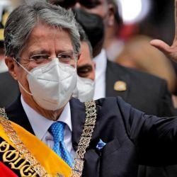 Guillermo Lasso, presidente de Ecuador.  | Foto:CEDOC