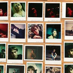 Polaroids de Roberta Bayley | Foto:The Music Gallery