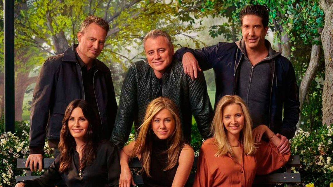 The cast of the beloved 1990s sitcom about six attractive, straight, white New Yorkers with ludicrously giant Manhattan apartments finally reunite Thursday for a much-hyped and long-delayed special.