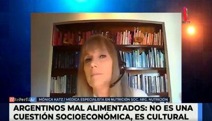 Mala alimentación en los argentinos