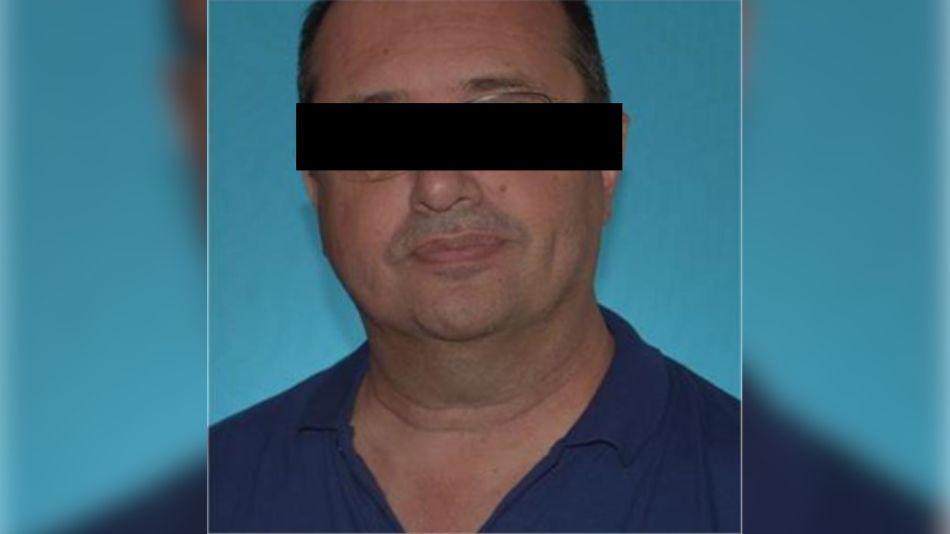 2021 26 05 Sergio Detenido Narco Santa Fe